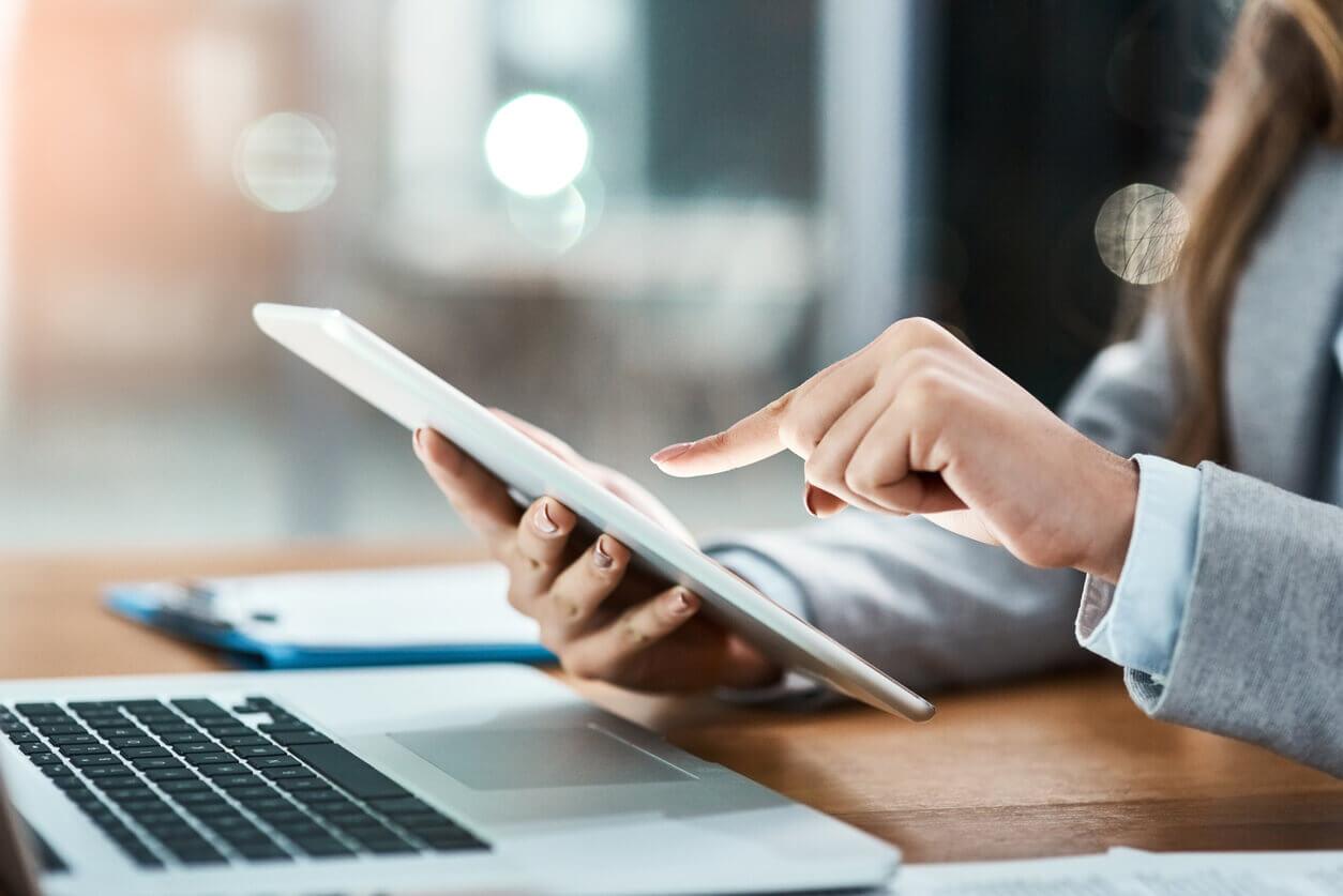 Applying for a loan online