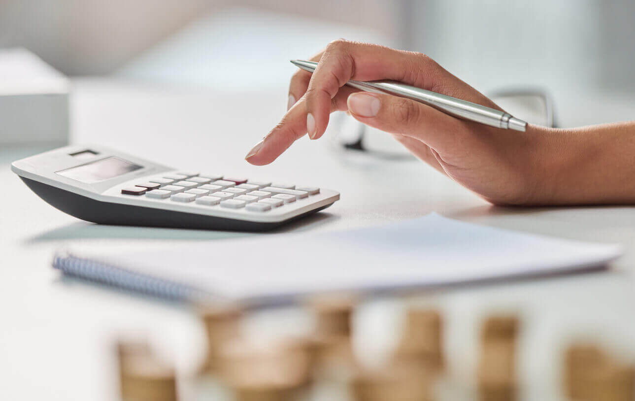 organising finances