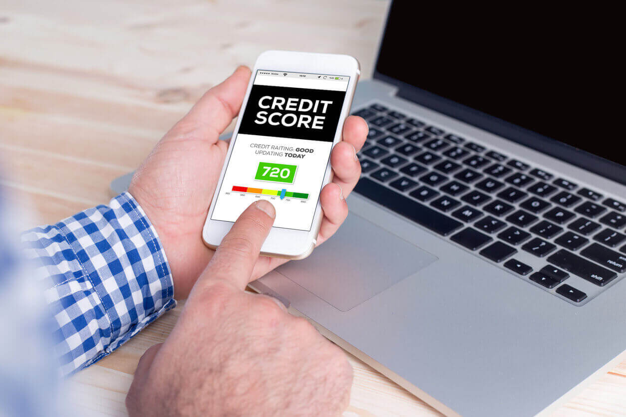 What is a good credit score in the UK?