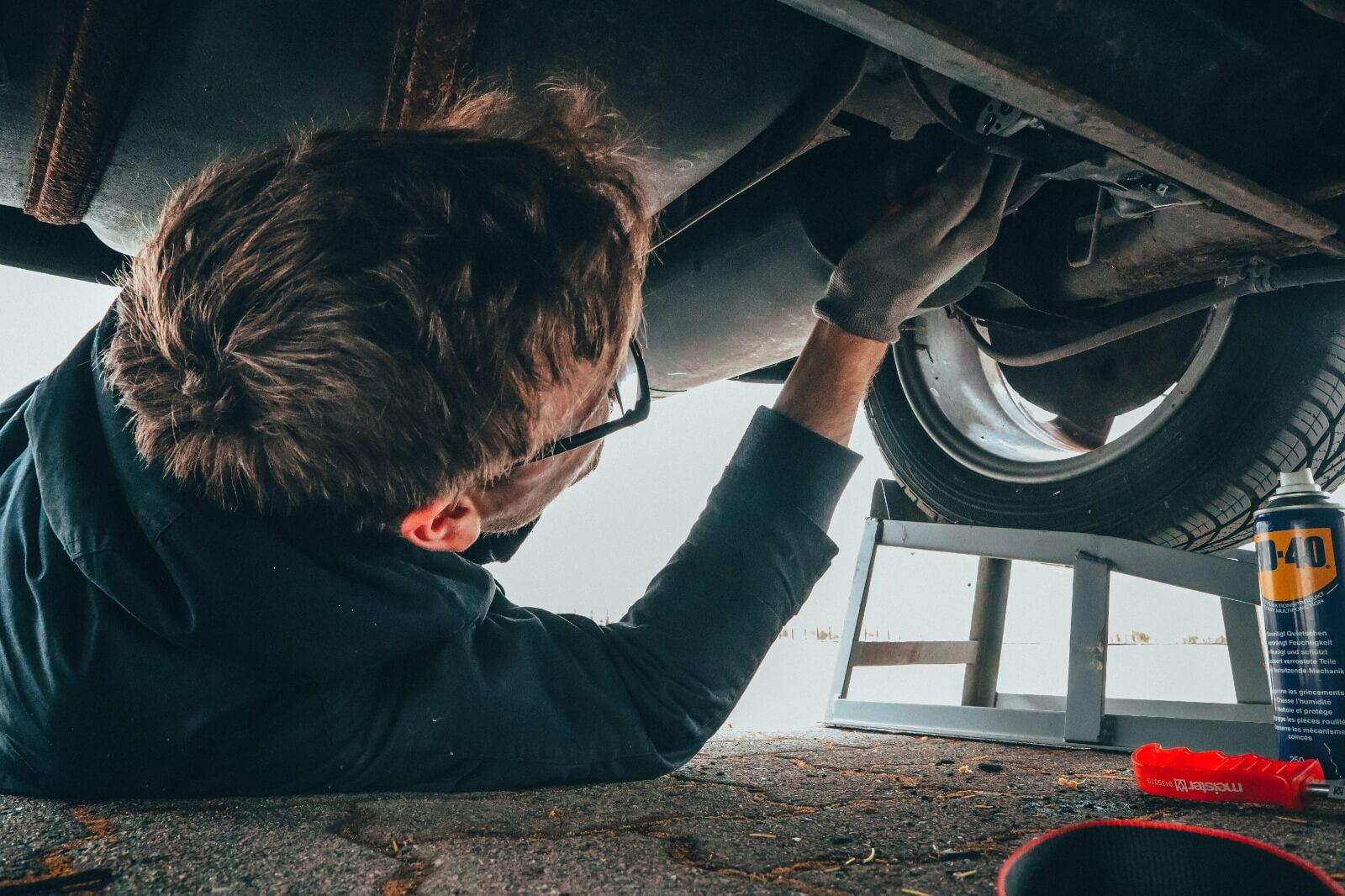 When does a new car need its first MOT?
