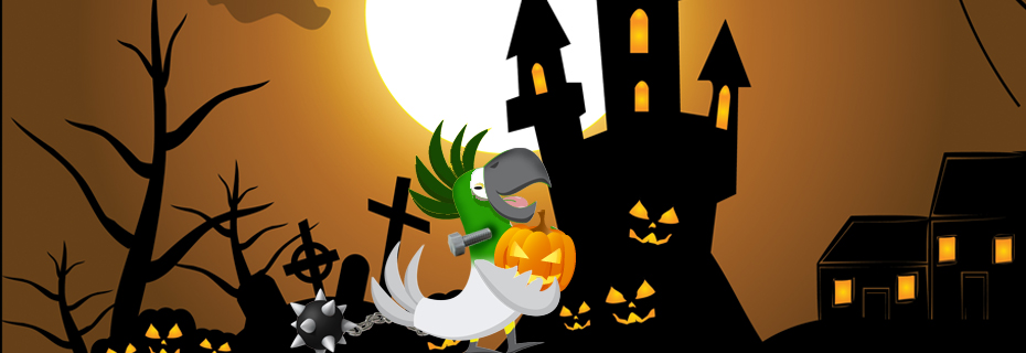 Trick or treat! Share your Halloween costume pics and win a treat