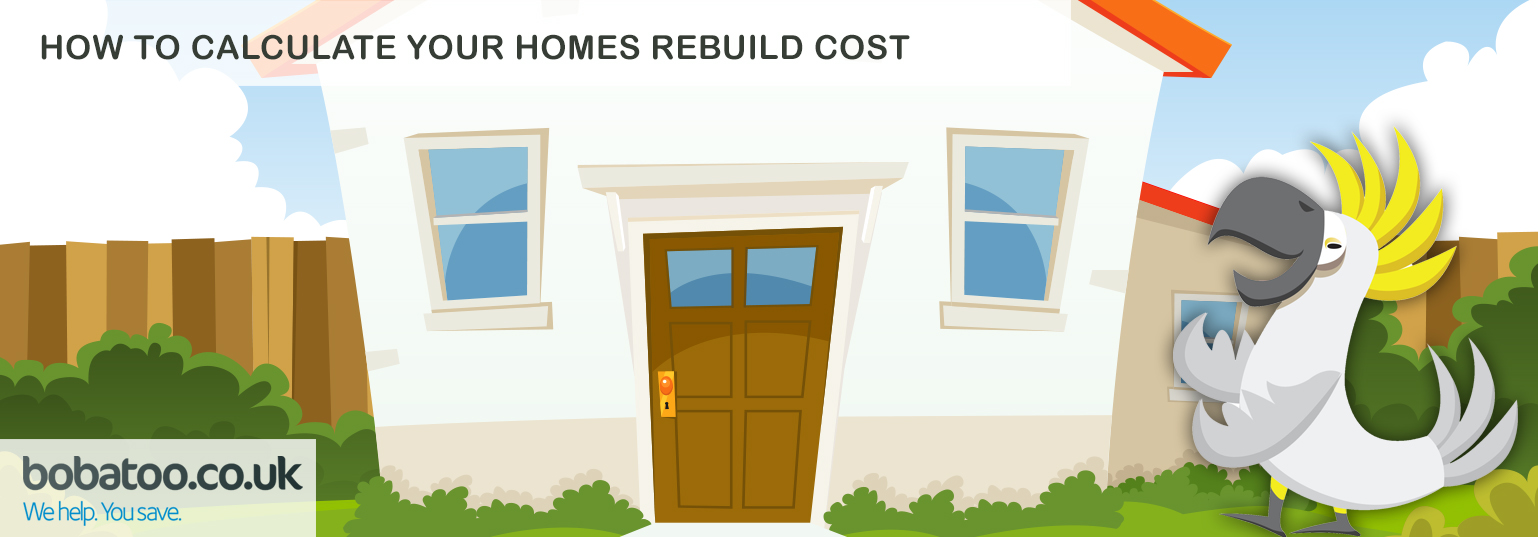 How to calculate your home 39 s rebuild cost for Calculate the cost of building a house