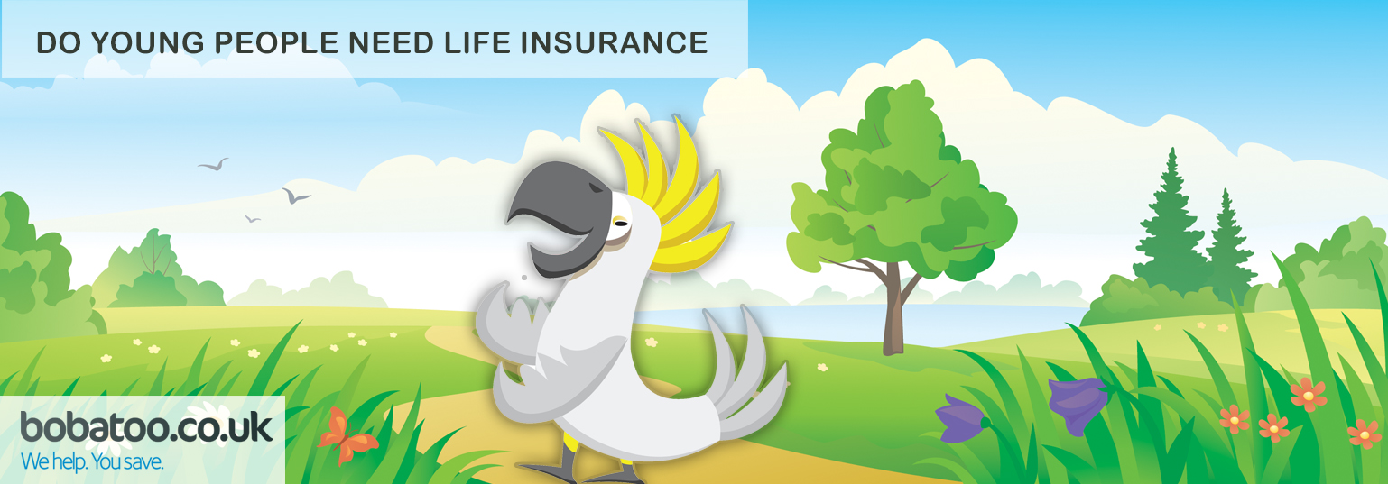 Young people life insurance
