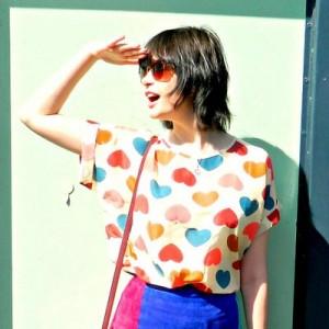 Charlotte Ellis fashion blogger