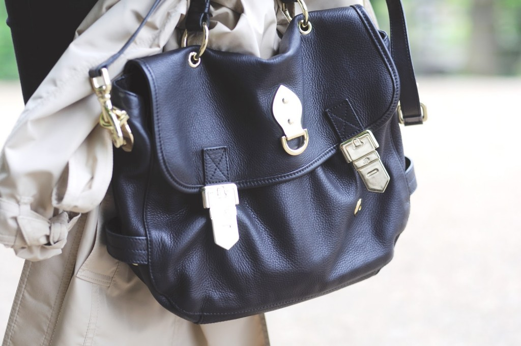Sarah Wong Mulberry handbag