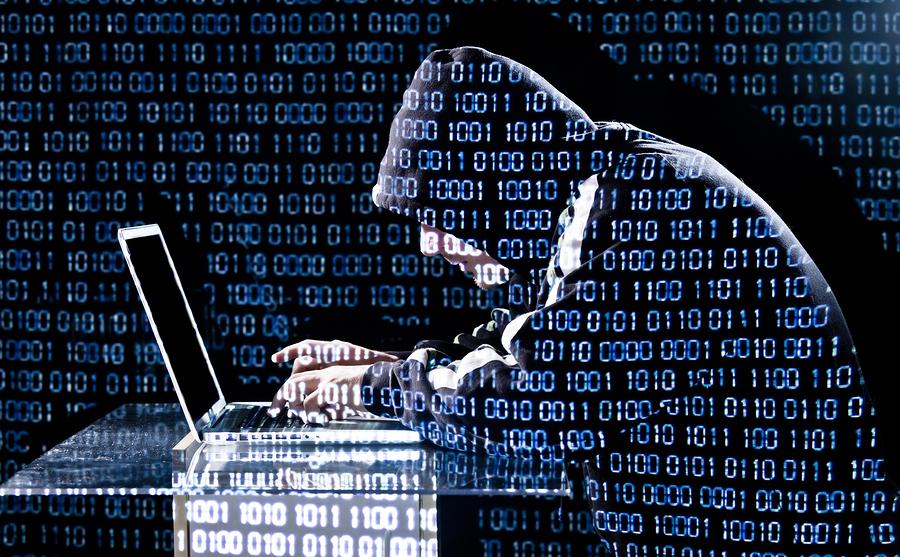 identify theft using laptop