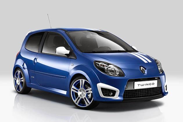 Renault Twingo car