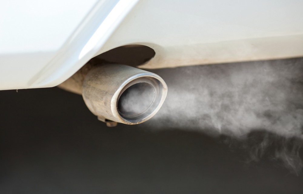 VW emissions car exhaust fumes