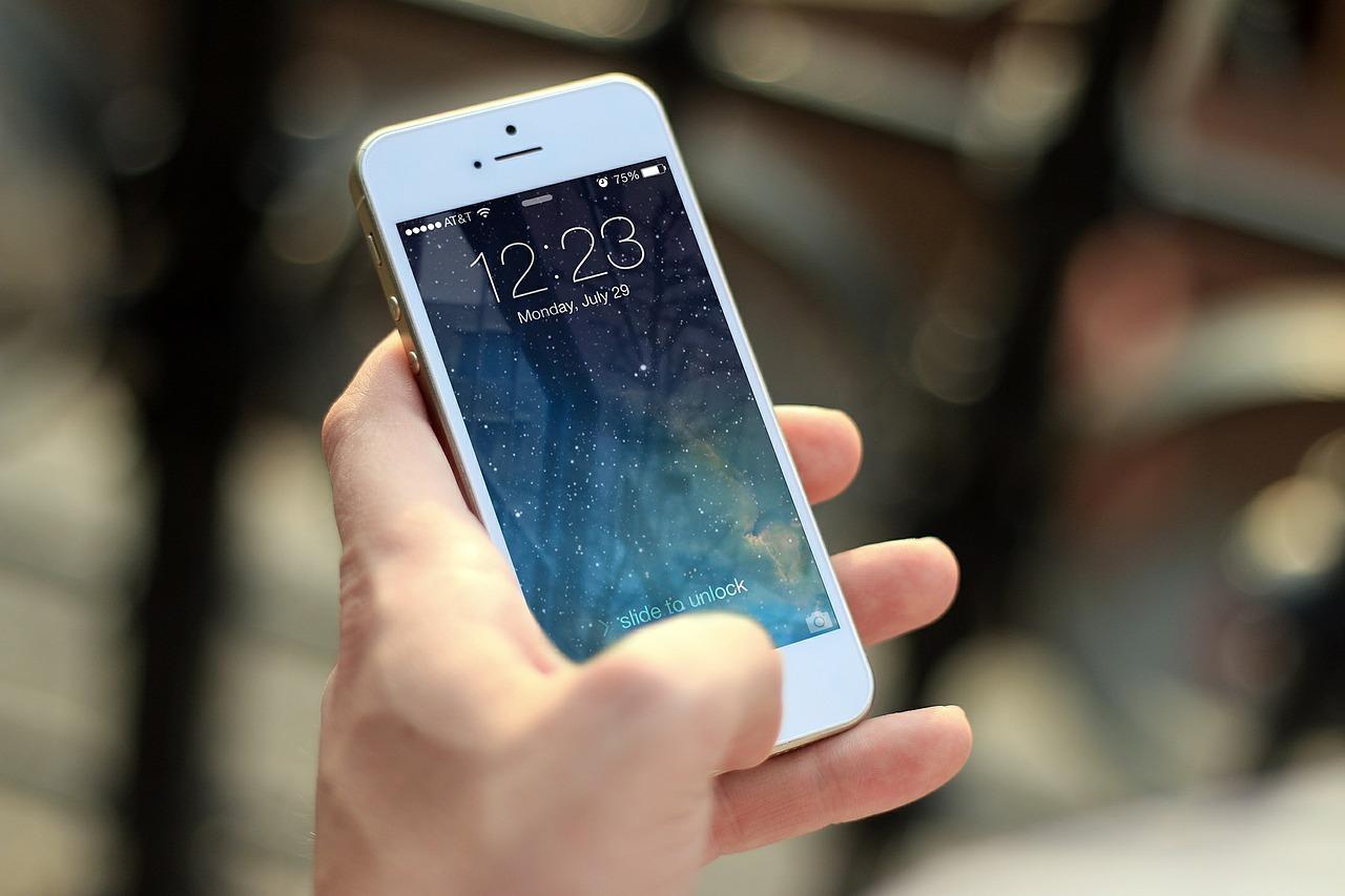 smartphone iphone