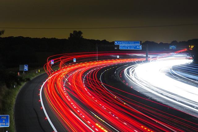 commute car traffic
