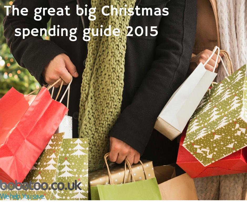 christmas spending guide