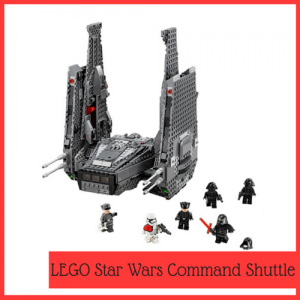 Lego Star Wars Command Shuttle toy