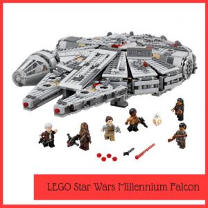 Lego Star Wars Millennium Falcon toy
