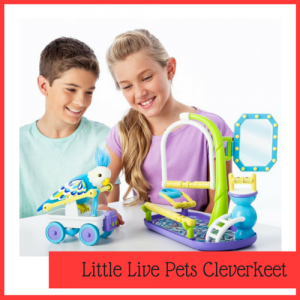 Little Live Pets Cleverkeet Toy