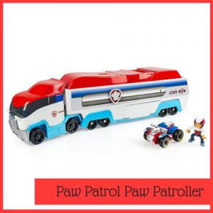 Paw Patroller Toy
