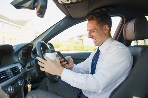 increased fine for using mobile phone when driving vehicle