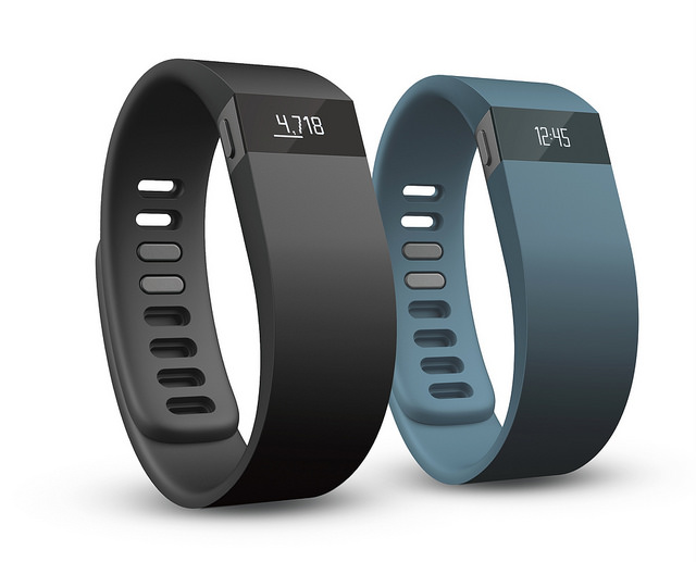 fitbit wearable health tracker