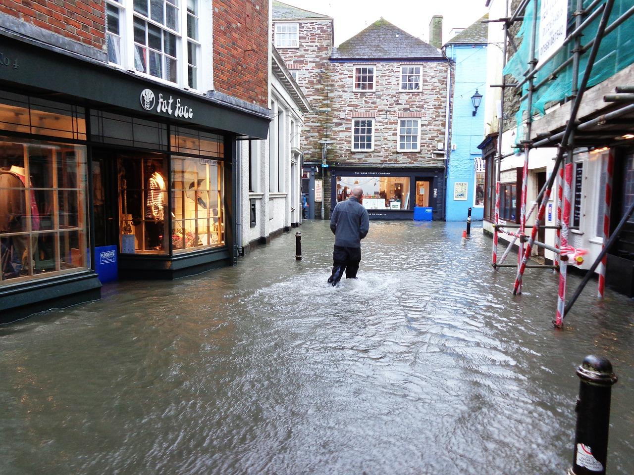 UK flood insurance