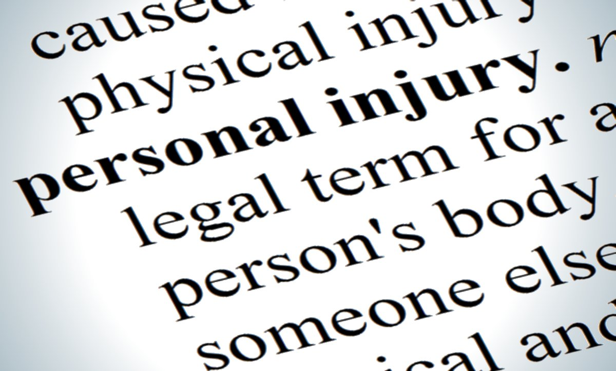 what are the most  mon car accidents that cause personal
