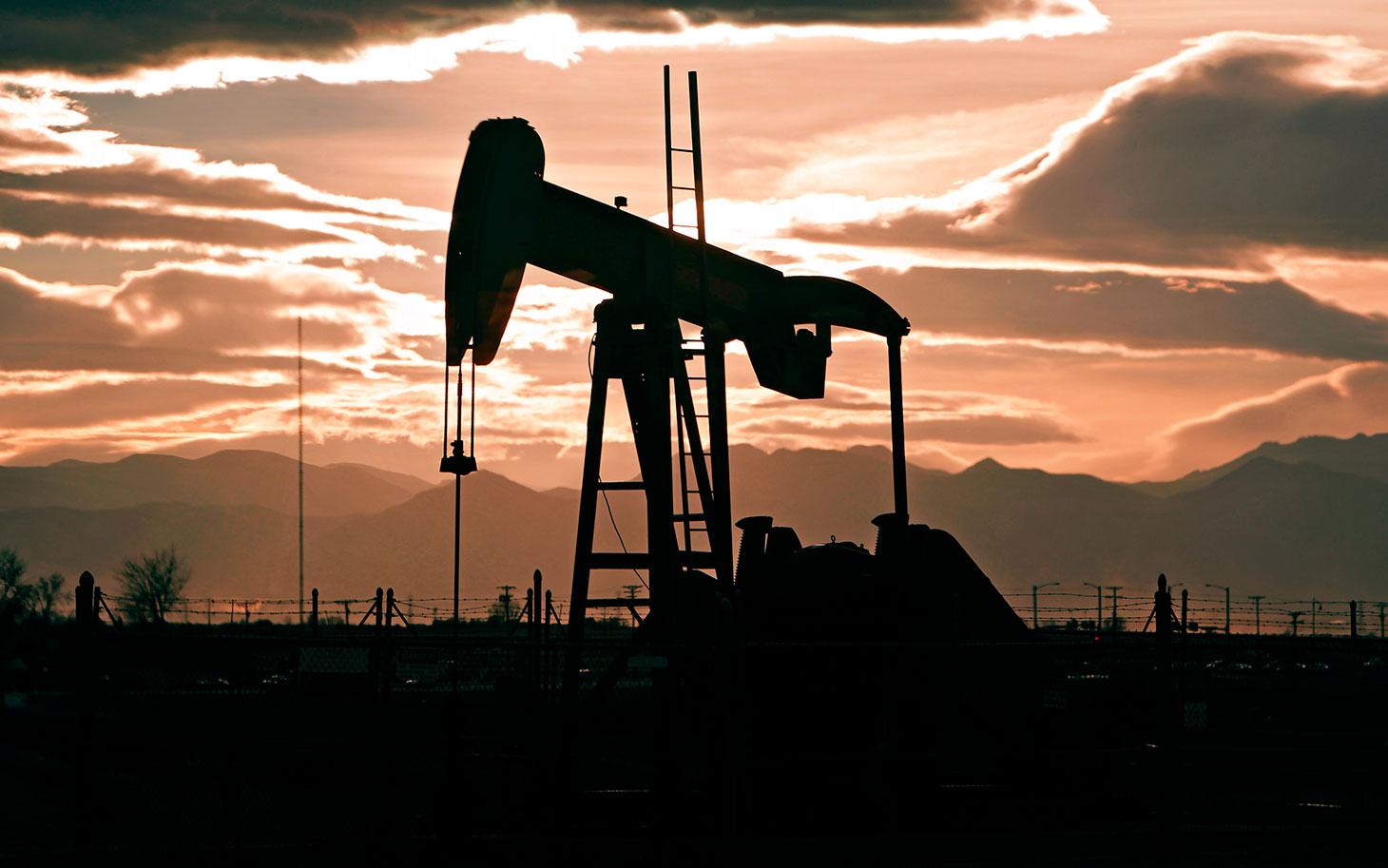 fracking drill
