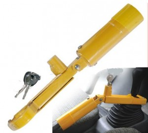 Heavy duty handbrake and gear lock product image