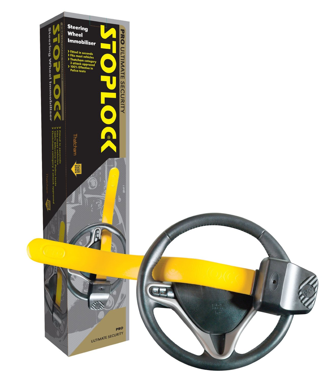 Best Car Steering Wheel Lock Uk