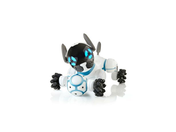 Robot Dog Chip toy