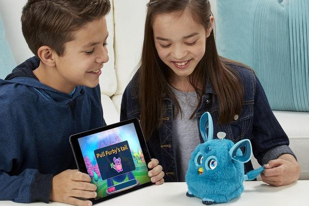 Furby Connect product image