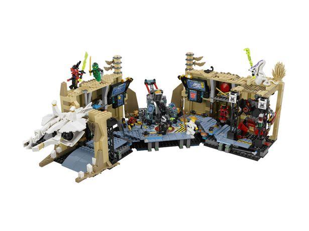 LEGO Ninjago Samurai X Cave Chaos