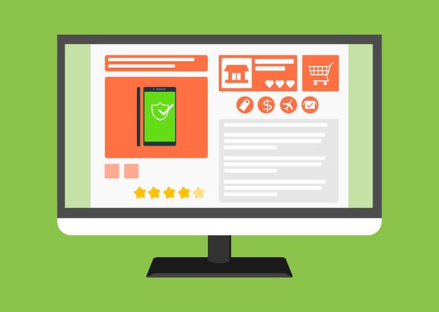 ecommerce shopping online cashback