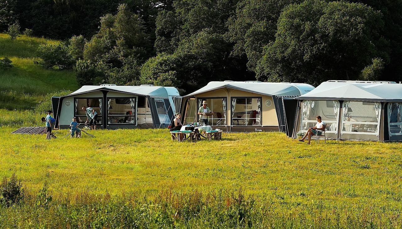 camping caravan park