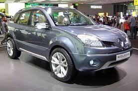 Renault Koleos 67 reg