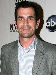 Phil Dunphy actor Ty Burrell