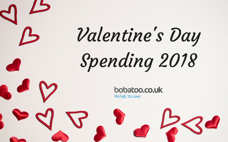 Valentines Day spending survey results