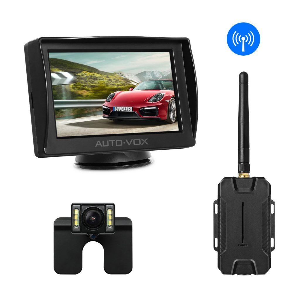 Auto-Vox reversing camera