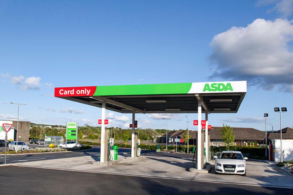 Asda petrol station
