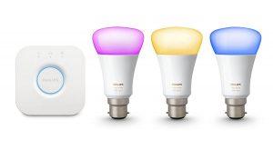 Phillips Hue Lighting System