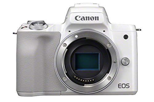 Image of the Canon EOS M50 camera
