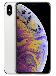 Image of the iPhone XS Max
