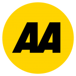 The AA's logo