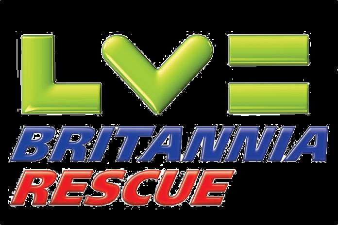 LV= Britannia Rescue logo
