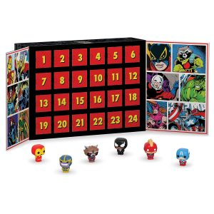 Funko pop Avengers advent calendar