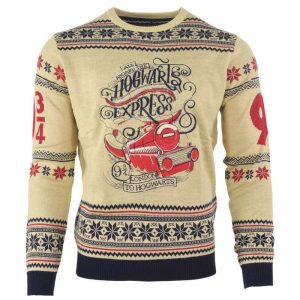 Harry Potter Christmas jumper