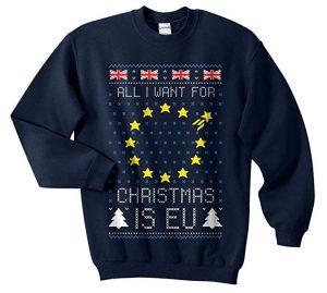 All I want for Christmas is EU