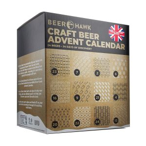 Beerhawk craft beer advent calendar