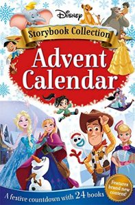 Disney book advent calendar