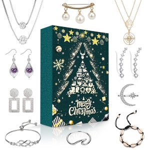 iZoeL jewellery advent calendar