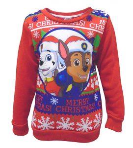 Paw Patrol Christmas jumper