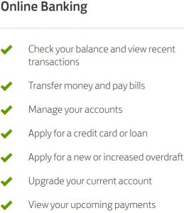 Benefits of online banking with Barclays