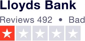 Lloyds Trustpilot review